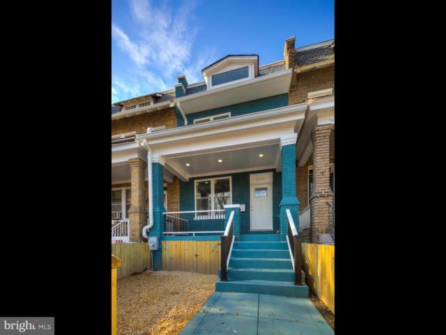 1118 Holbrook Street NE, WASHINGTON, DC 20002 (#1009918032) :: Browning Homes Group