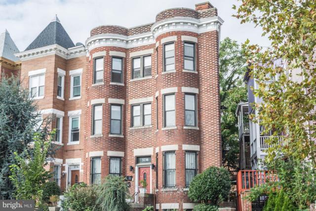 3238 13TH Street NW #3, WASHINGTON, DC 20010 (#1009918640) :: Crossman & Co. Real Estate