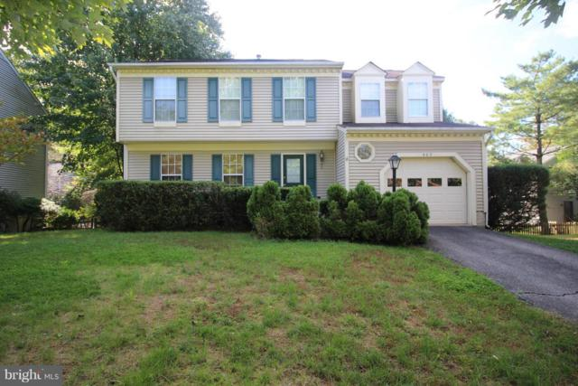 403 Saybrooke View Drive, GAITHERSBURG, MD 20877 (#1009919040) :: The Sebeck Team of RE/MAX Preferred