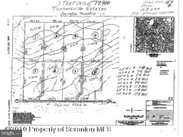 LOT 1 Jubilee, COVINGTON TOWNSHIP, PA 18444 (#1009919216) :: Give Back Team
