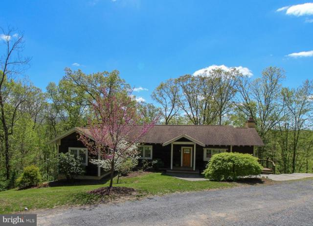 801 Woodside Drive, RILEYVILLE, VA 22650 (#1009919226) :: Blue Key Real Estate Sales Team