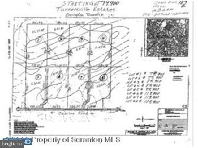 LOT 3 Jubilee Road, COVINGTON TOWNSHIP, PA 18444 (#1009919260) :: Give Back Team