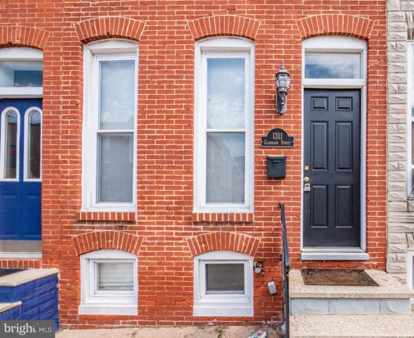 1311 Clarkson Street, BALTIMORE, MD 21230 (#1009919418) :: AJ Team Realty