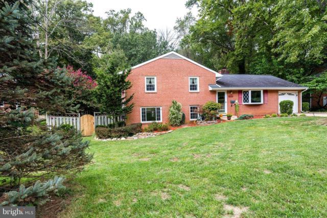 7643 Long Pine Drive, SPRINGFIELD, VA 22151 (#1009920086) :: Browning Homes Group