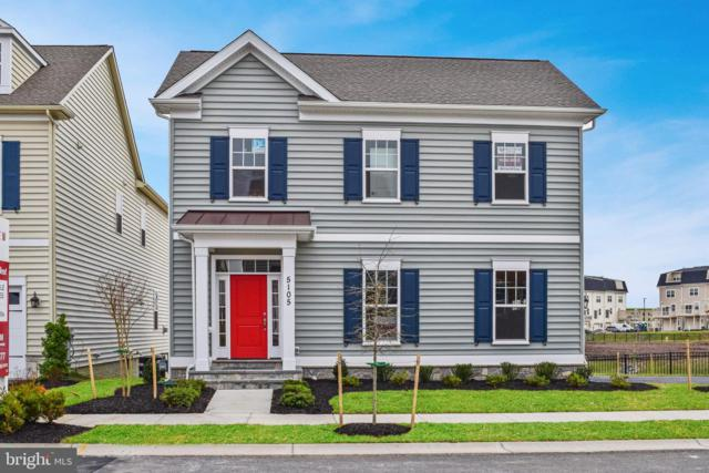 5105 Continental Drive, FREDERICK, MD 21703 (#1009936076) :: ExecuHome Realty