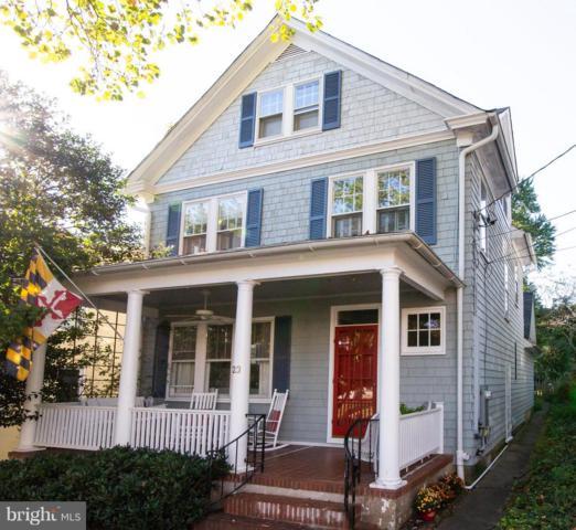 23 Thompson Street, ANNAPOLIS, MD 21401 (#1009950080) :: Colgan Real Estate