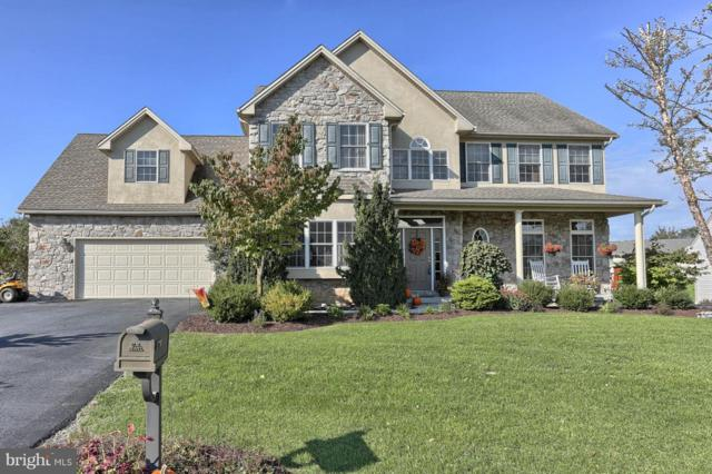 69 Auburn Drive, ANNVILLE, PA 17003 (#1009954792) :: Benchmark Real Estate Team of KW Keystone Realty
