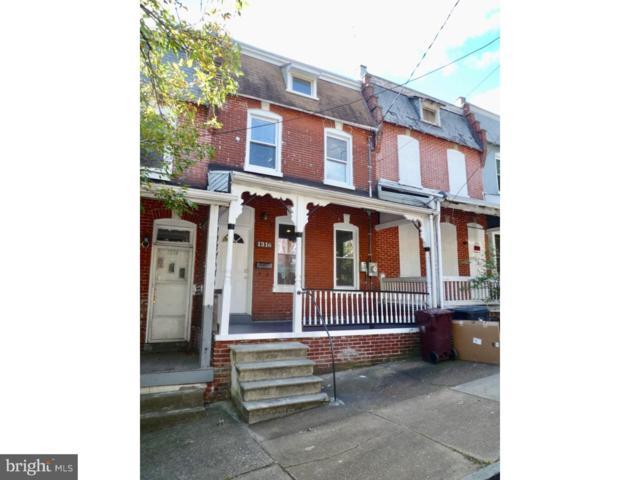 1316 W 5TH Street, WILMINGTON, DE 19805 (#1009975634) :: Keller Williams Realty - Matt Fetick Team