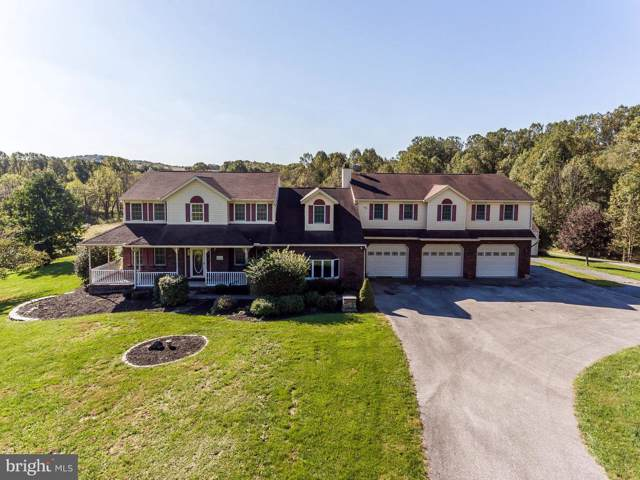 665 Lake Drive, WESTMINSTER, MD 21158 (#1009991680) :: The Daniel Register Group
