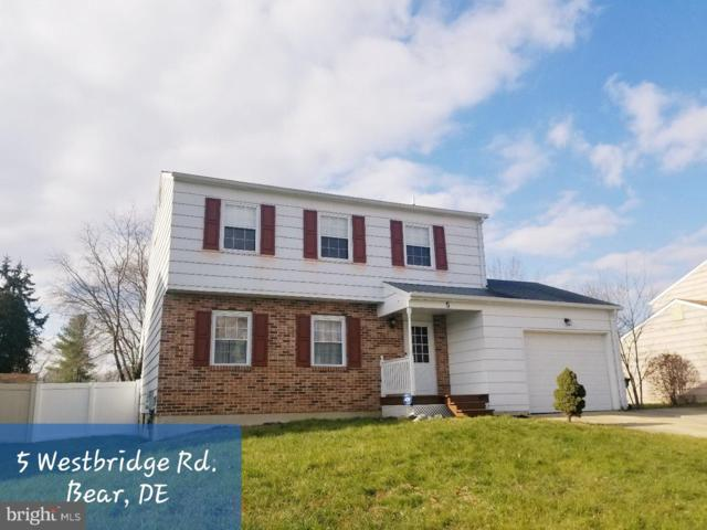 5 Westbridge Road, BEAR, DE 19701 (#1009992198) :: Barrows and Associates