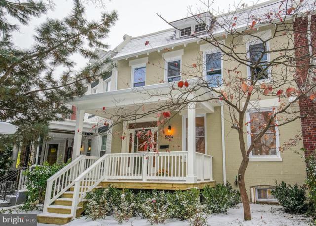 5204 Illinois Avenue NW, WASHINGTON, DC 20011 (#1009993794) :: Keller Williams Pat Hiban Real Estate Group