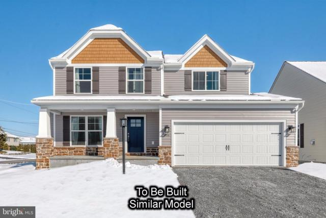 422 Jared Way Lot 26, NEW HOLLAND, PA 17557 (#PALA101266) :: The Heather Neidlinger Team With Berkshire Hathaway HomeServices Homesale Realty