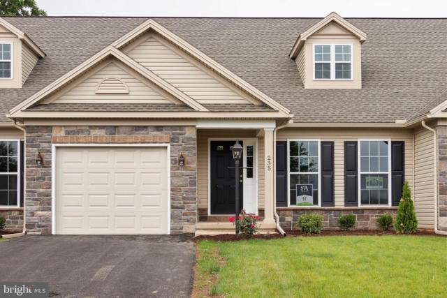 235 Aldenwood Drive, CARLISLE, PA 17015 (#PACB100278) :: The Joy Daniels Real Estate Group