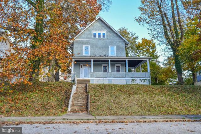 2505 Roslyn Avenue, BALTIMORE, MD 21216 (#MDBA100902) :: Colgan Real Estate