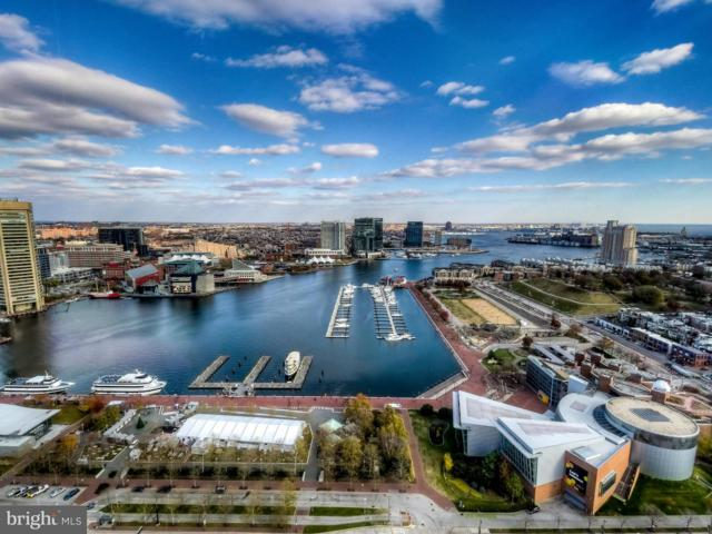 10 E Lee Street #2801, BALTIMORE, MD 21202 (#MDBA101014) :: SURE Sales Group