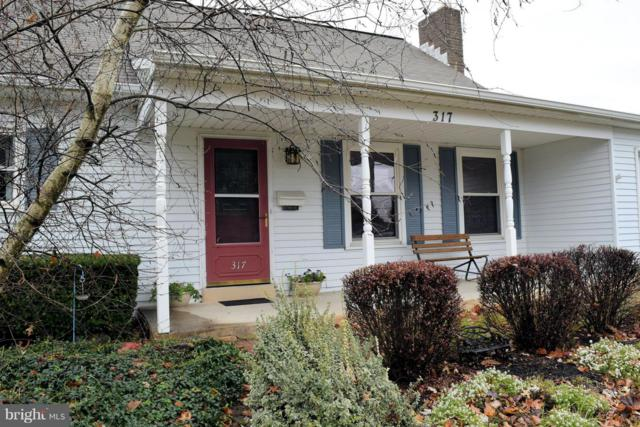 317 Hemlock Street, PALMYRA, PA 17078 (#PALN100316) :: The Joy Daniels Real Estate Group