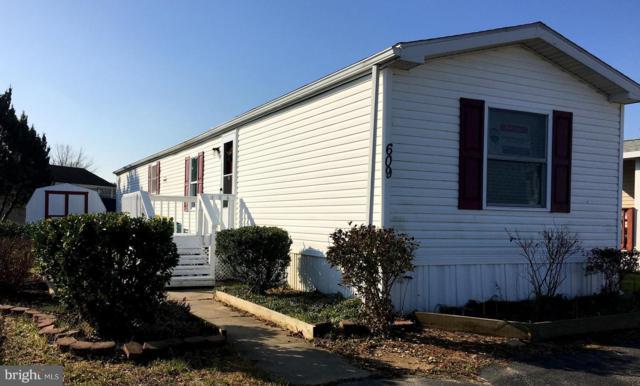 609 S Huckleberry Avenue, BEAR, DE 19701 (#DENC132468) :: The Windrow Group