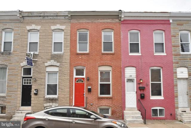 134 N Belnord Avenue, BALTIMORE, MD 21224 (#MDBA192388) :: The Dailey Group
