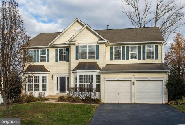 165 Autumn Wind Court, WARRENTON, VA 20186 (#VAFQ118668) :: Jacobs & Co. Real Estate