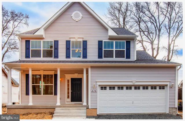 436 Latane Drive, COLONIAL BEACH, VA 22443 (#VAWE105778) :: Blue Key Real Estate Sales Team