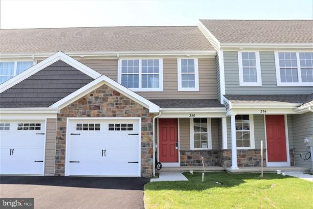 356 Cedar Hollow #79, MANHEIM, PA 17545 (#PALA114756) :: The Joy Daniels Real Estate Group