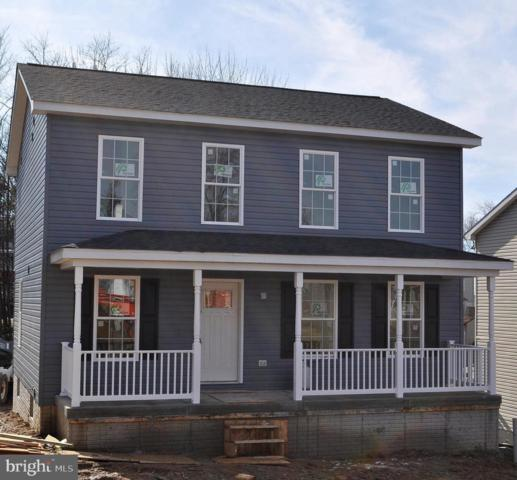 11 W H Street, BRUNSWICK, MD 21716 (#MDFR191060) :: Wes Peters Group Of Keller Williams Realty Centre