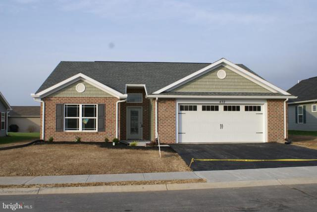 432 Eisenhower Drive, CHAMBERSBURG, PA 17201 (#PAFL141698) :: Benchmark Real Estate Team of KW Keystone Realty