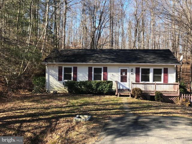 45 Willow Branch Place Place, FREDERICKSBURG, VA 22405 (#VAST166072) :: ExecuHome Realty