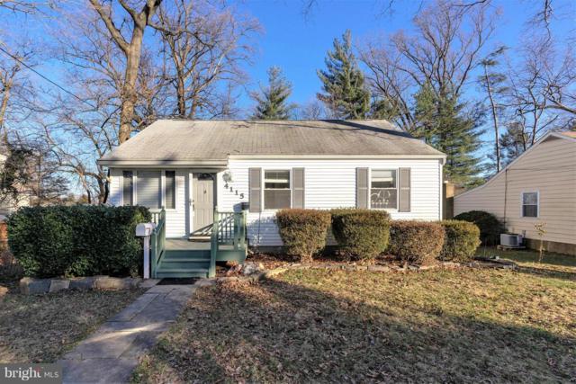 4115 Holly Street, FAIRFAX, VA 22030 (#VAFC111370) :: Blue Key Real Estate Sales Team