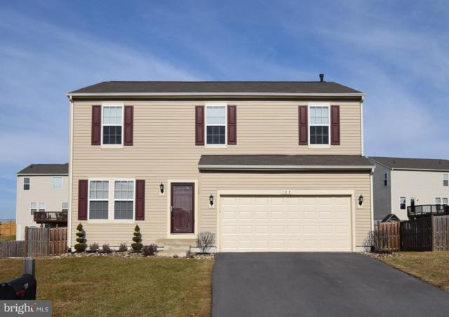 127 Eleven Moons Place, STEPHENS CITY, VA 22655 (#VAFV129328) :: Colgan Real Estate