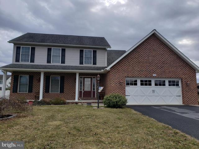 302 Rose Ann Drive, CHAMBERSBURG, PA 17201 (#PAFL155268) :: Younger Realty Group
