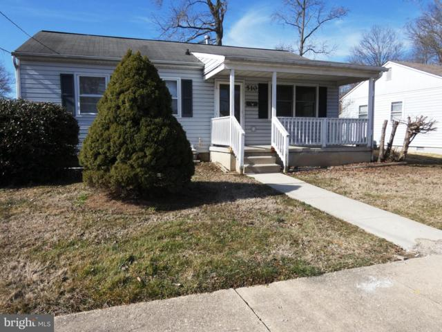 510 S Law Street, ABERDEEN, MD 21001 (#MDHR201962) :: Tessier Real Estate