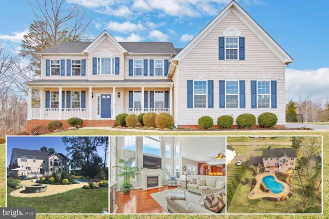 984 Falls Pointe Way, HUNTINGTOWN, MD 20639 (#MDCA156464) :: The Maryland Group of Long & Foster Real Estate