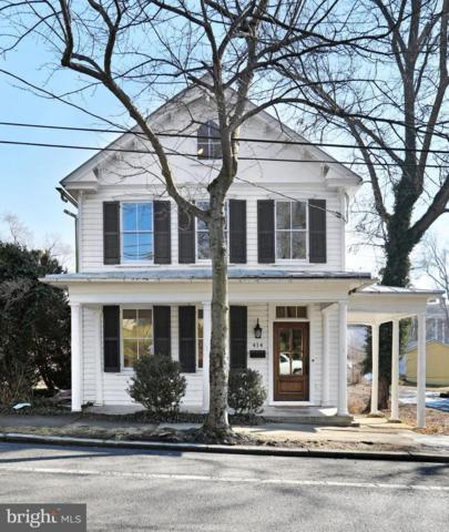 414 N Braddock Street, WINCHESTER, VA 22601 (#VAWI111100) :: AJ Team Realty