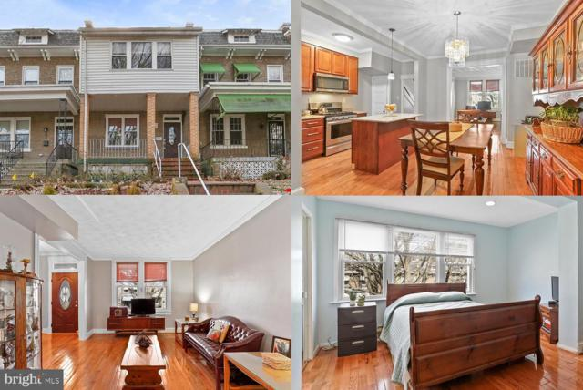 210 Varnum Street NW, WASHINGTON, DC 20011 (#DCDC398936) :: The Maryland Group of Long & Foster