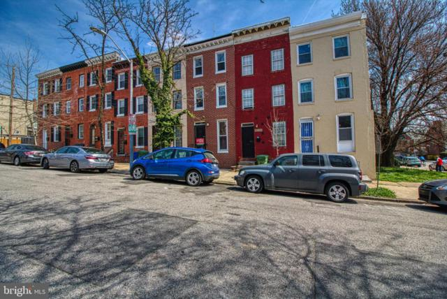 125 Parkin Street, BALTIMORE, MD 21201 (#MDBA436788) :: Advance Realty Bel Air, Inc