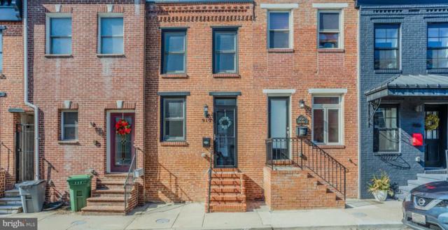 910 S Decker Avenue, BALTIMORE, MD 21224 (#MDBA436880) :: Blue Key Real Estate Sales Team