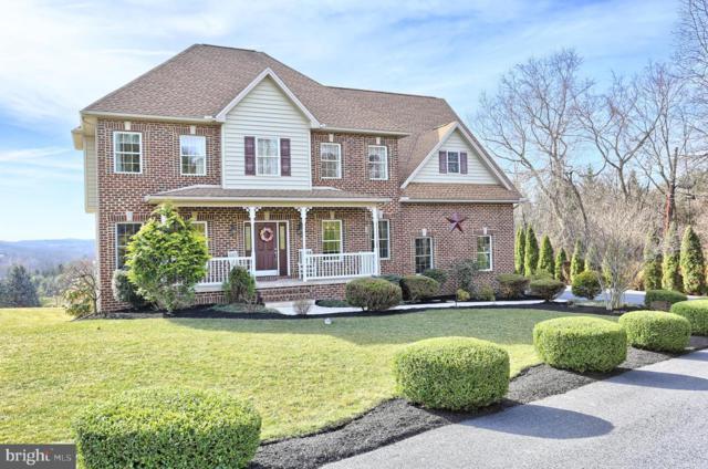 1590 Fox Hollow Road, MECHANICSBURG, PA 17055 (#PACB109512) :: Benchmark Real Estate Team of KW Keystone Realty