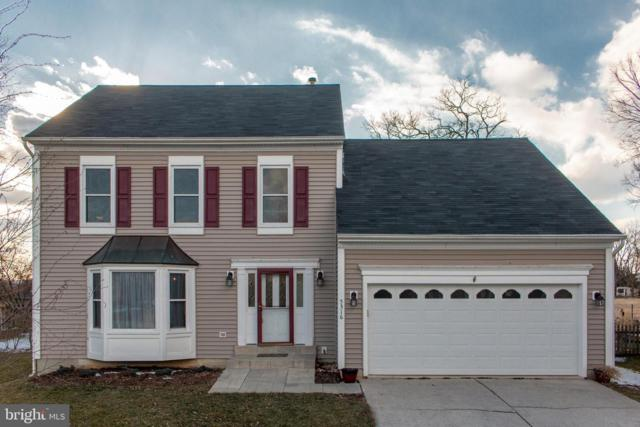 5316 Sovereign Place, FREDERICK, MD 21703 (#MDFR233410) :: The Putnam Group
