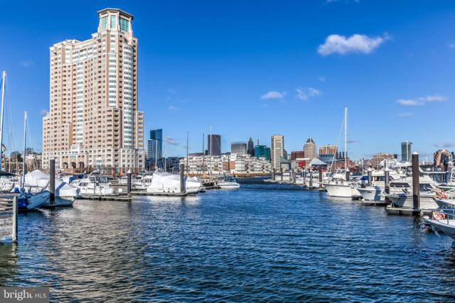 100 Harborview Drive #402, BALTIMORE, MD 21230 (#MDBA438326) :: ExecuHome Realty