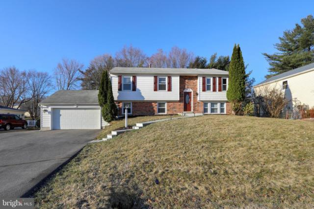 4608 Prestwood Drive, OLNEY, MD 20832 (#MDMC622024) :: Great Falls Great Homes