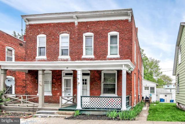112 Houston Avenue, HARRISBURG, PA 17103 (#PADA107850) :: The Craig Hartranft Team, Berkshire Hathaway Homesale Realty