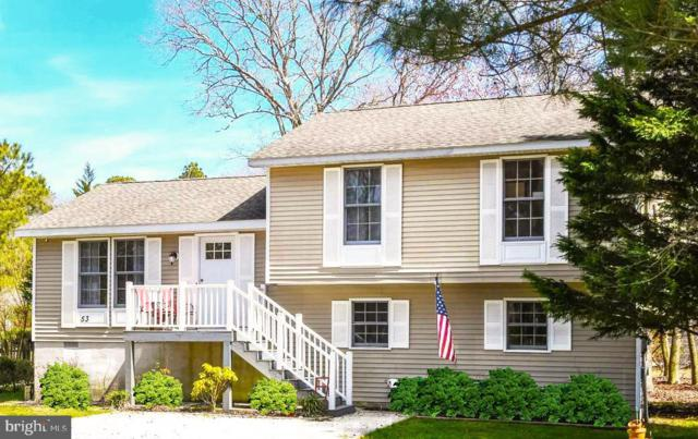 53 Castle Drive, OCEAN PINES, MD 21811 (#MDWO104528) :: Barrows and Associates