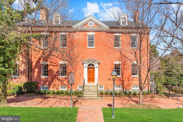607 Oronoco Street, ALEXANDRIA, VA 22314 (#VAAX227794) :: Blue Key Real Estate Sales Team