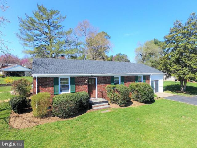 204 Selma Road, ORANGE, VA 22960 (#VAOR131466) :: Great Falls Great Homes