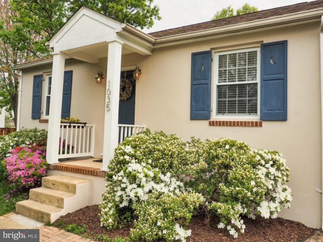 1035 Boucher Avenue, ANNAPOLIS, MD 21403 (#MDAA394318) :: ExecuHome Realty