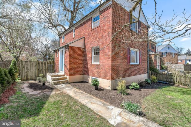 5736 Greenspring Avenue, BALTIMORE, MD 21209 (#MDBA462310) :: The Gus Anthony Team