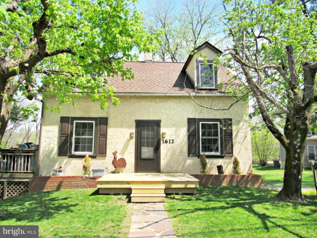1612 Gravel Pike, PERKIOMENVILLE, PA 18074 (#PAMC603872) :: ExecuHome Realty