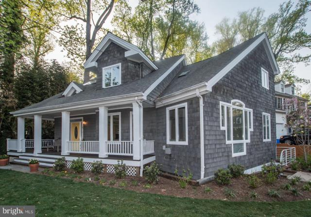 1 Wyoming Court, BETHESDA, MD 20816 (#MDMC651812) :: The Sebeck Team of RE/MAX Preferred