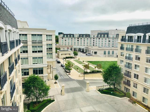 5 Park Place #702, ANNAPOLIS, MD 21401 (#MDAA396046) :: Shamrock Realty Group, Inc